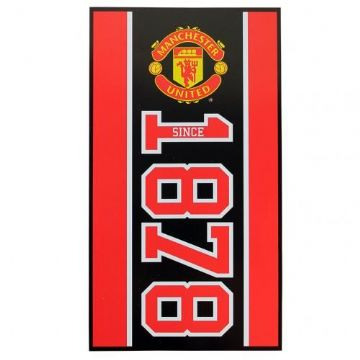 Manchester United Towel ES